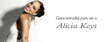 Concursos Alicia Keys - www.romantica.cl/alicia-keys