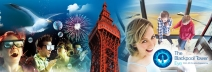 Win a Family Ticket to ALL 7 Attractions at The Blackpool Tower - www.wiredadifferentway.co.uk