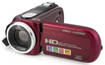 Competition: Win an HD camcorder - www.popbucket.co.uk