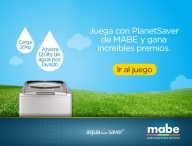 Mabe Chile Mabe - Planet Saver - www.mabe.cl
