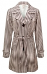 Win a Damart Dogtooth Trench Coat - www.sixtyplusurfers.co.uk