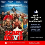 Cinemark Chile Concurso Scary Movie 5 - www.cinemark.cl