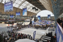 Win One of Four Pairs of Family Tickets to the Ski & Snowboard Show 2013  - www.chelseamamma.co.uk