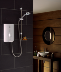 Win one of two Mira electric showers worth £426 each