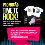 Concurso Cultural Time To Rock - www.touchwatches.com.br