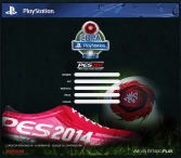 PROMOCIÓN Copa PlayStation PES2014 - copaplaystationpes2014.cl