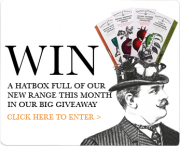 Win a hatbox - www.fudges.co.uk