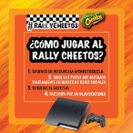 ¡Sigue la pistas del #RallyCheetos y gánate un PlayStation3! - Cheetos Venezuela - cheetos.com.ve