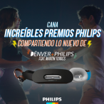 Gana un Dock Fidelio de Philips con la nueva canción de Dënver - www.philips.cl