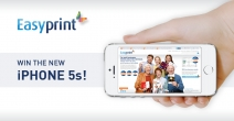 Win an iPhone 5s! - http://www.easyprint.co.uk