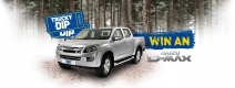 Enter below for your chance to WIN a brand new Isuzu pick-up truck - truckydip.jewson.co.uk