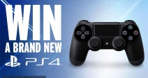WIN a PlayStation 4 Console - www.zavvi.com