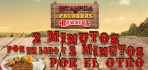 Ranchera Estampida de palabras - ranchera.com.co