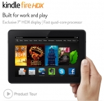 Enter to win a Kindle Fire HDX 7 Tablet - ARV $200 - www.emperola.com