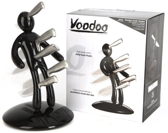 IWOOT Voodoo Knife Block Competition - www.bakingbar.co.uk