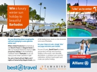 Luxury Caribbean Holiday To Barbados - www.allianz-assistance.co.uk