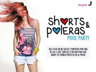 La Polar Chile Shorts y Poleras: Pool Party - www.lapolar.cl
