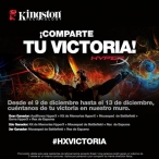 Promoción Kingston HyperX - www.kingston.com
