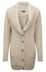 Win a Shawl Collar Cardigan from Damart - www.sixtyplusurfers.co.uk