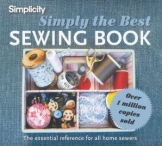 Win a Simply The Best Sewing Book and Two Its So Easy Patterns - www.sixtyplusurfers.co.uk