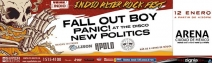 ¡Gana un Meet & Greet con Fall Out Boy Panic! At The Disco o New Politics! - www.arenaciudaddemexico.com