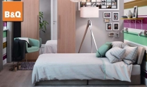 Win a stylish bedroom worth £5000 from B&Q - www.realhomesmagazine.co.uk