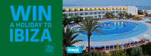 WIN A HOLIDAY TO IBIZA - www.freesat.co.uk