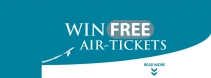 Win free air tickets - thebesttravelled.com/en/contest