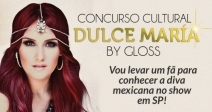 Concurso Cultural Dulce Maria by Gloss - http://www.hugogloss.com