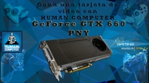 Gana una tarjeta de video GeForce GTX 660 - humancomputerpc.com