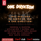 Claro Hogar Colombia One Direction Claro - www.claro.com.co