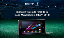 Sony Mobile AR A la Final con Sony - www.sonymobile.com