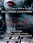 Horror Movie Prize Giveaway - www.anchorsocial.com