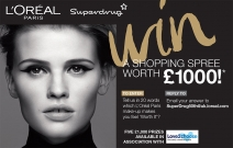 Win shopping sprees worth £1000 - www.superdrug.com