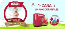PROMOCIÓN 'CLUB  HUGGIES    PRIMEROS  PASITOS - amordepiel.clubhuggies.cl