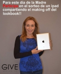 Concurso GIVE - Chile - Gana iPad - www.give.cl