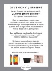 Concurso Givenchy Fragrances & Beauty - www.givenchy.com