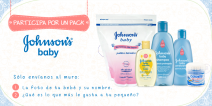 Concurso Johnsons Baby Perú - www.johnsonsbaby.com