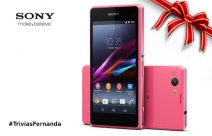 Gánate un Xperia Z1 Compact Pink! - www.revistafernanda.com.mx/ganate-un-xperia-z1-compact-pink/