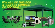 Win all you need for the Summer of Football - www.argos.co.uk
