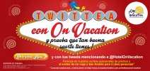 HotelesOnVacation Concurso Tweets - www.onvacationhoteles.com