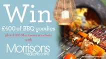 Win a £500 BBQ party! - your.morrisons.com