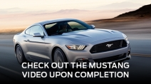 Enter to win A 2015 Ford Mustang GT - www.mustang50fever.com