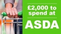 Win £2000 to spend at ASDA - www.myoffers.co.uk