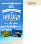 Win a holiday of a lifetime to Hawaii - www.activeyou.co.uk