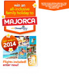 Win an all-inclusive holiday in Majorca - www.activeyou.co.uk