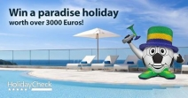 Win a Luxury Holiday Worth Over €3000 - www.holidaycheck.com