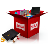 "PROMOCIÓN: 'SCRIBE BOX TO SCHOOL"" - www.scribeboxtoschool.com.mx"