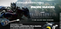 Concurso Cultural: Imagine Dragons e Transformers - www.universalmusic.com.br