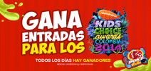 Concurso Pony Malta KIDS CHOICE AWARDS - www.ponymalta.com.co/KCA